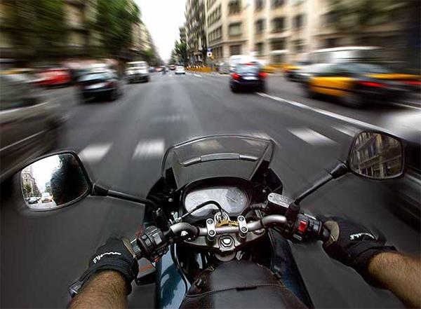 conduccion de motos